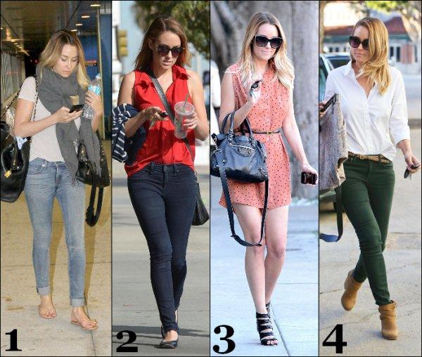 Tenues de Lauren Conrad, la quelle est ta préférée? +Photo coup de coeur + clip Taylor swift-22