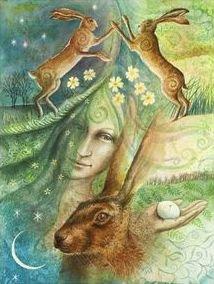 ¤Alors les premières légendes vont concerner le lièvre. =)¤
