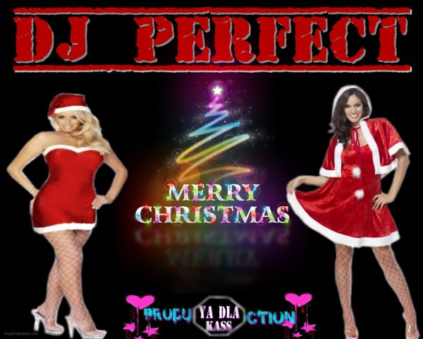 ZE PERFECT SOUND / Merry Christmas °°by DJ PERFECT°°.mp3 (2012)