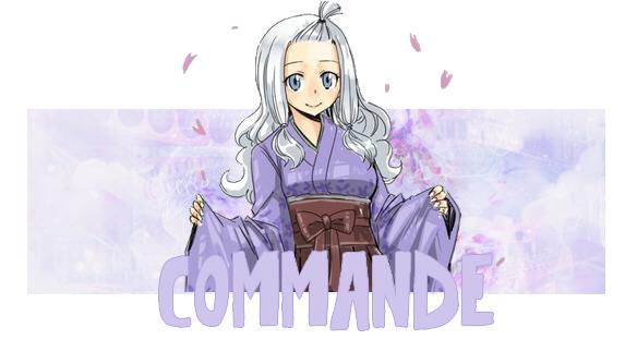• Commande •