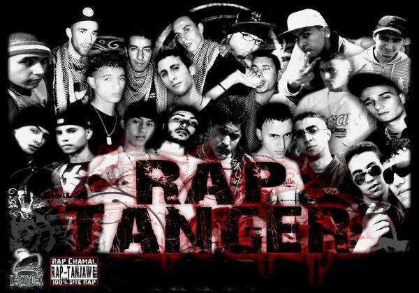 ILove You Tout Les Mc's De Rap Tanger