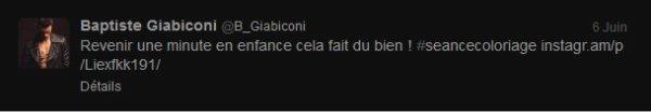 ♥ Baptiste : 6 juin ♥