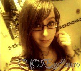 Andréa . Célibataire . 20 ans . Etudiante . Italia♥