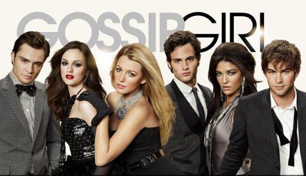 Gossip Girl - nouveautés-