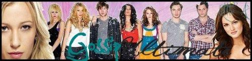 Gossip Girl - Les livres & Article de fêtes -