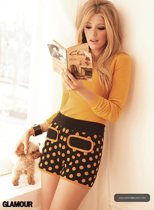 Blake Lively, Channel et Gossip Girl