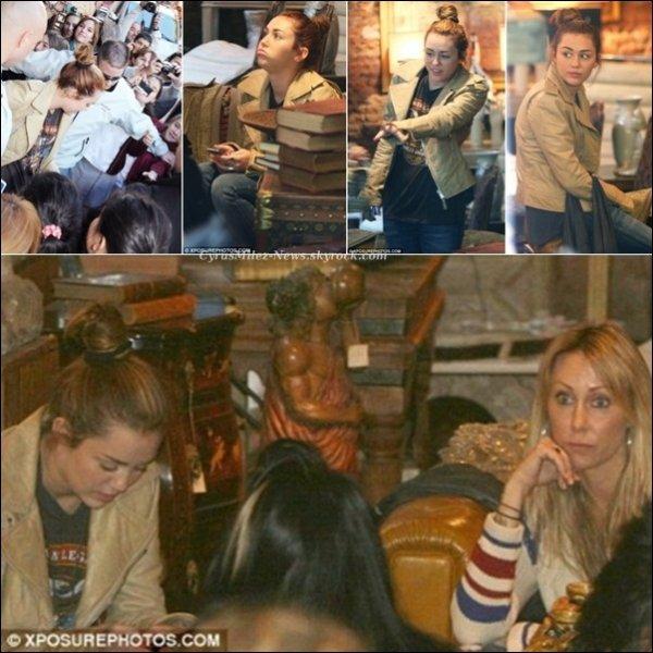 Lundi 9 Mai → Mil', Sa Maman & Sa Maquilleuse Faisant du Shopping à Buenos Aires (Argentine). TOP / FLOP ?