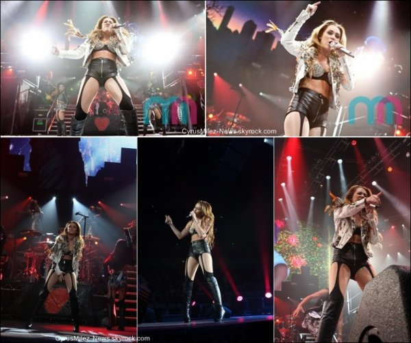 Lundi 27 Juin : Le Gypsy Heart Tour performant à Sydney en Australie.