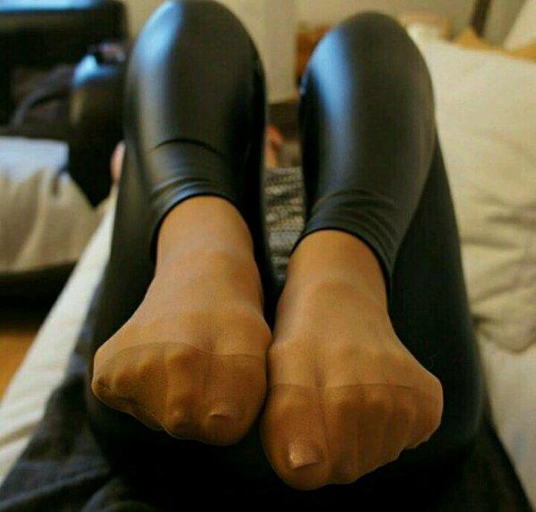 Simili nylon feet !!!