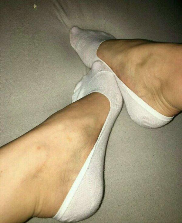 Socquette White !!!