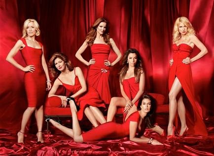 Desperate Housewives 7.