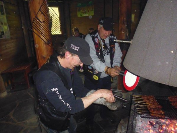 super barbec au ry de fromont