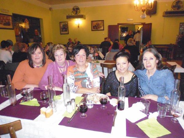 souper annuel du club