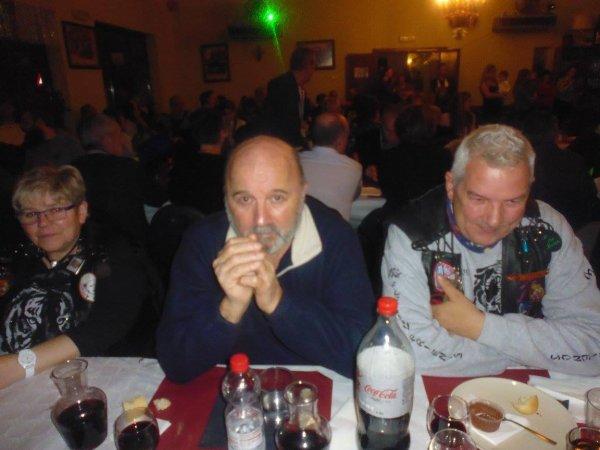 souper annuel du club 2016