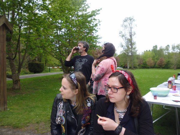 barbecue du club 2017