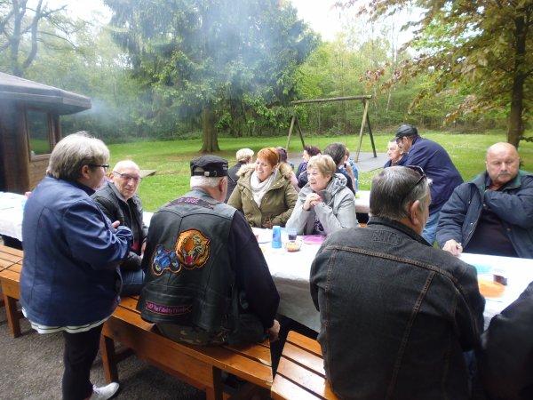 barbecue du club 2017