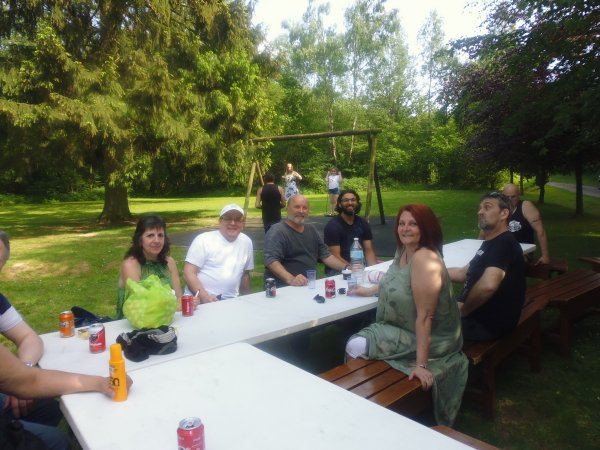 barbecue du club 2018