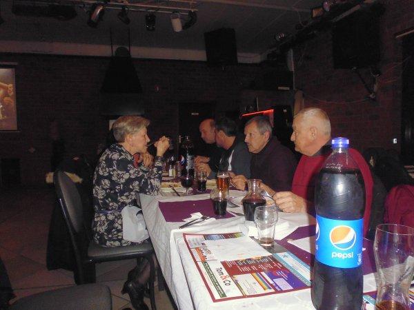 souper annuel du club 2018