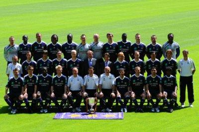 l'equipe de cette annee 2010-2011