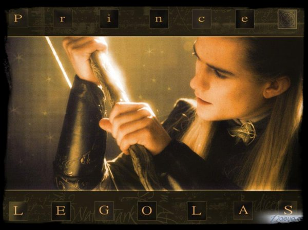 Présentation de Legolas