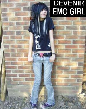 Comment Devenir Une Emo Girl ?