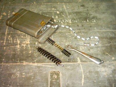 Kit de nettoyage pour Mauser