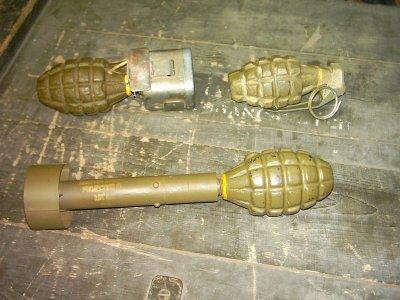 Grenades US