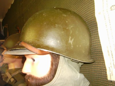 Casque US WW2