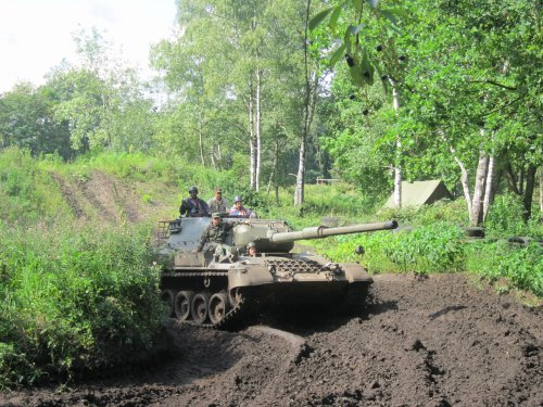 Tank in town 2011