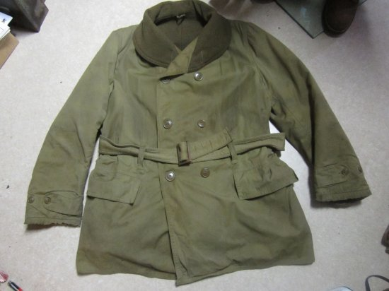 Veste US Mackinaw WW2