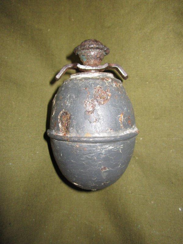 Grenade Allemande modèle 39