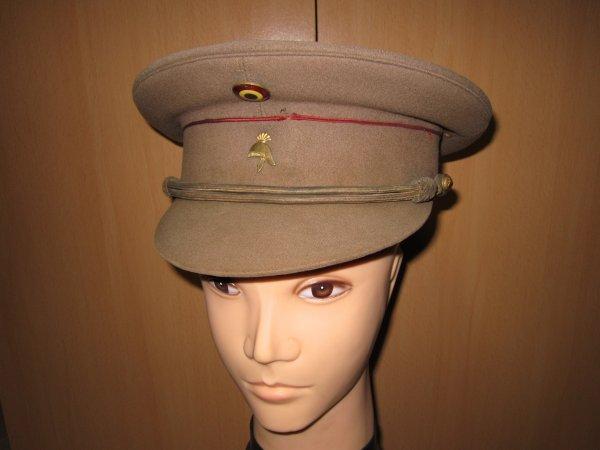 Képi d'officier génie Belge ww2