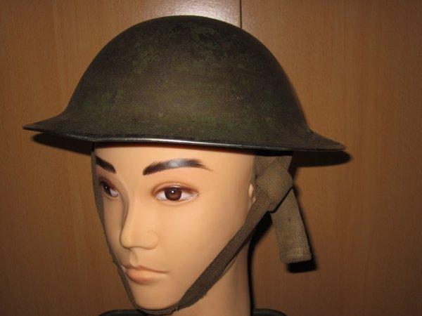 Casque anglais WWII