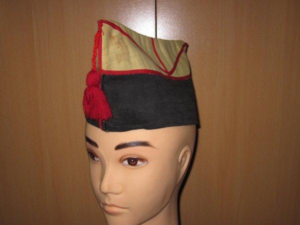 Bonnet de police indépendance de la Belgique
