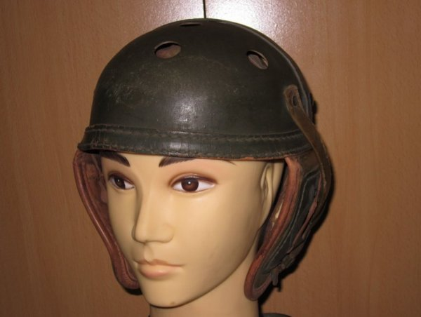 Casque tankiste US WW2
