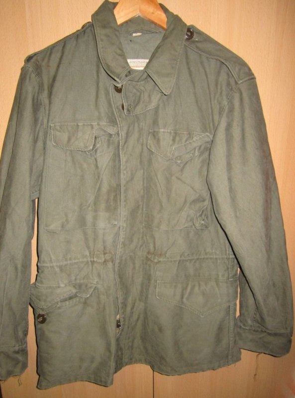 Field jacket US M-1943