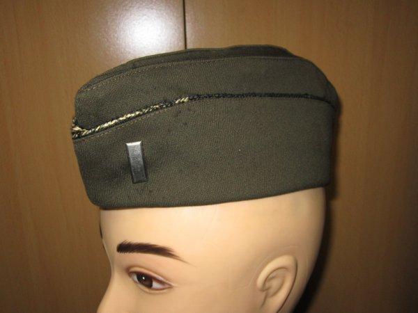 Calot premier lieutenant US WW2