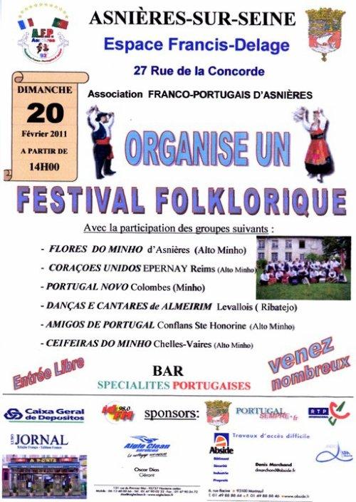 Nosso Festival Folclórico