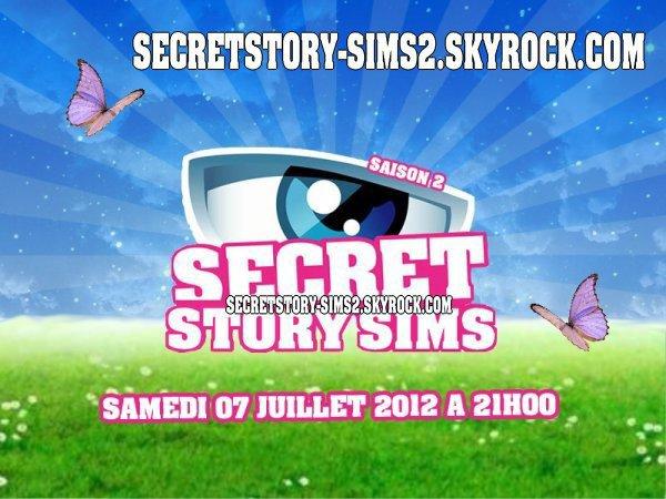 Secret Story Sims 2