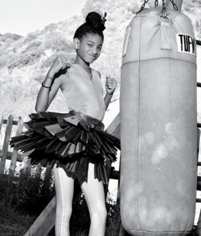 Willow Smith : En photo dans le magazine Elle !