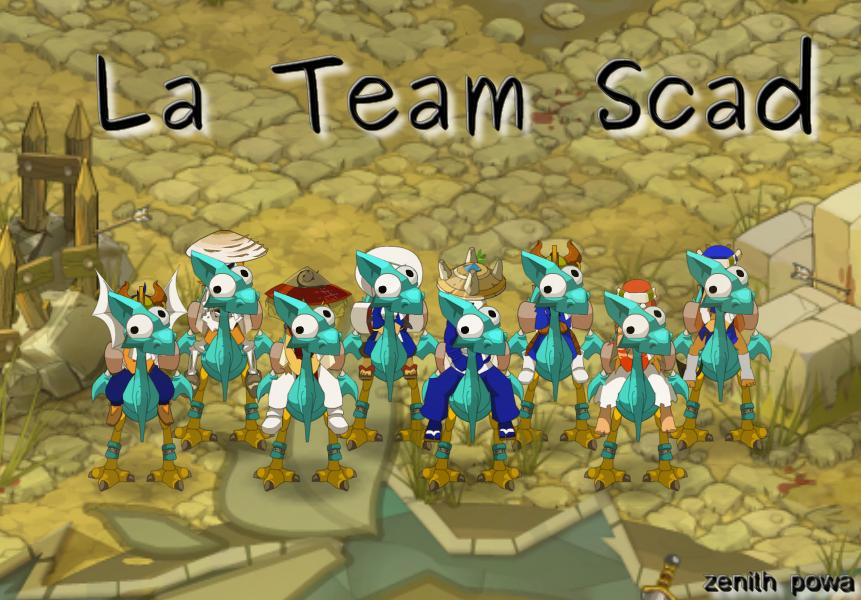 La team Scad