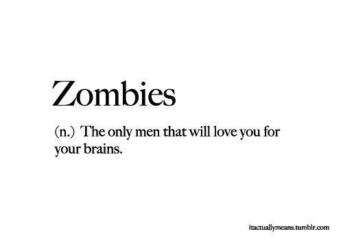 Zombies: définition