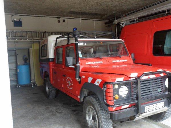 Centre de secours de cassis