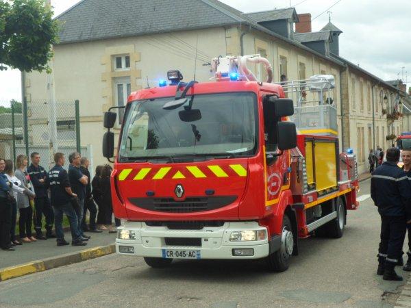 B.E.A du C.S.P de la Charité sur Loire