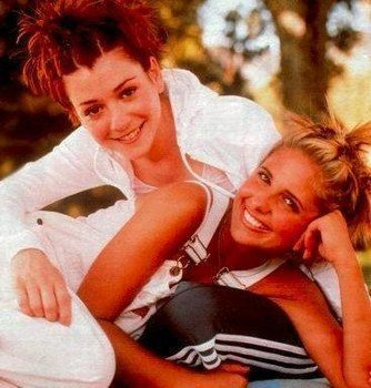 buffy et willow
