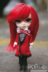 Avis/critique little pullip grell ♥