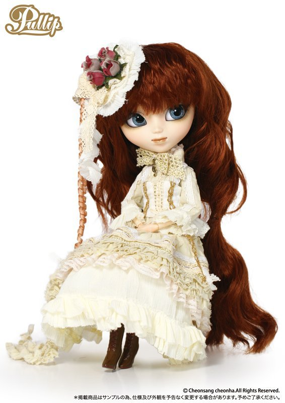 Avis/Critique Pullip Milk Latte