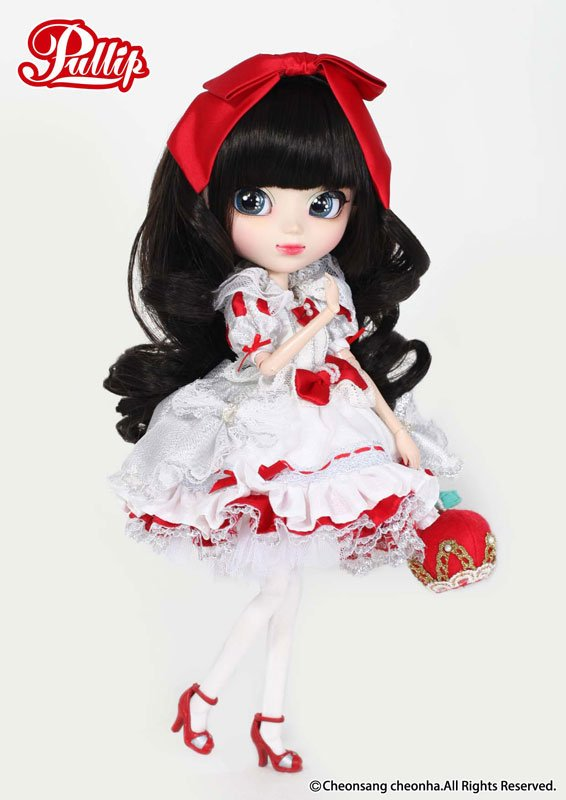 Avis/Critique Pullip Snow White