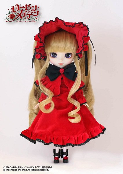Avis/Critique Pullip Shinku 2014