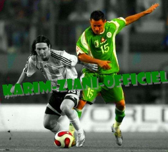 Karim Ziani  ( Top 10 des joueurs étrangers qui auraient pu jouer en Equipe de France )   10. Karim Ziani (Algérie) : Un joueur étiqueté « nouveau Zidane », éternel espoir qui flambe à Lorient et à Sochaux pour être invisible à l'OM, une prise de bec avec son coach qui entraîne une mise à pied… Mais c'est l'Algérie qui fait confiance au natif des Hauts-de-Seine dès février 2003 et l'a emmené en Coupe du Monde.